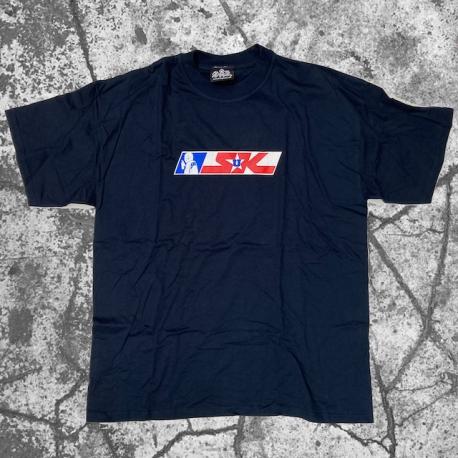 Stick Up Kidz SUK Logo T-Shirt Blue