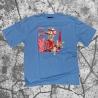 Stick Up Kidz B Boy T-Shirt Blue