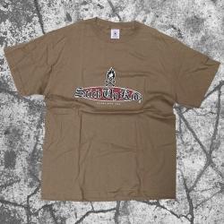 Stick Up Kidz Classic Logo T-Shirt Beige