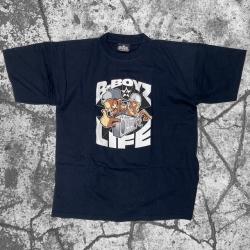 Stick Up Kidz B Boyz 4 LifeT-Shirt Navy