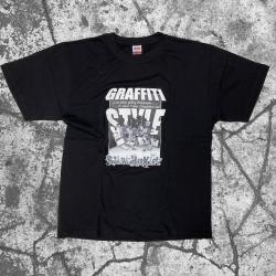 Stick Up Kidz Autograph T-Shirt Black