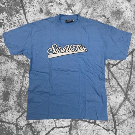 Stick Up Kidz Baseball T-Shirt Light Blue