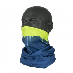 Inflava DRIPS Tube Scarf Blue