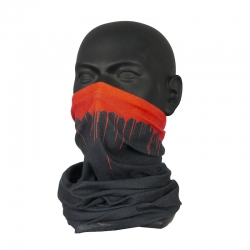 Inflava DRIPS Tube Scarf Red