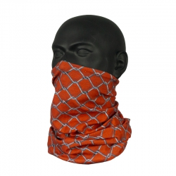 Inflava FENCE Tube Scarf Red