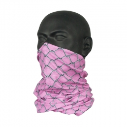 Inflava FENCE Tube Scarf Pink