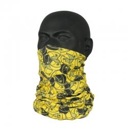 Inflava CAPS Tube Scarf Yellow