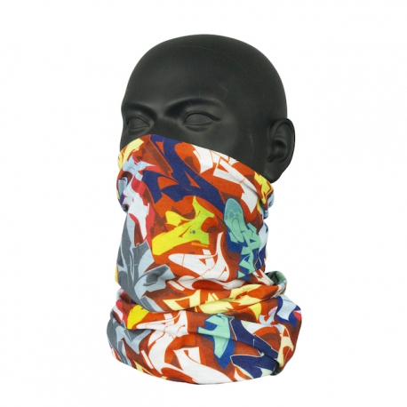 Inflava CAUSE Tube Scarf Color Artist Edition