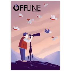 Offline Graffiti Magazine Vol.8