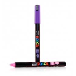 Uni Posca Marker PC - 1MR - 22 Farben