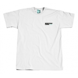 Montana Cans Leave No Trace T-Shirt white
