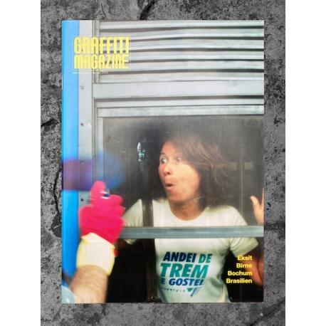 Graffiti Magazine second Issue 2006