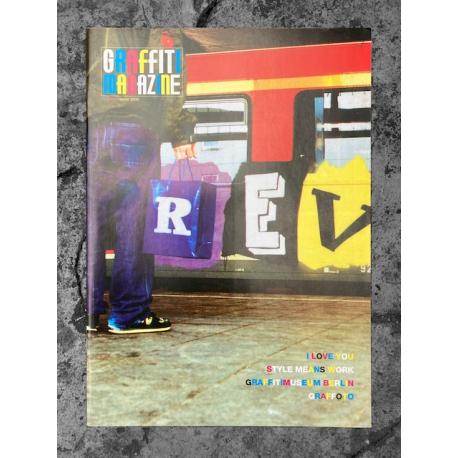 Graffiti Magazine 4th Issue 2006