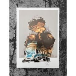 Hombre COPCAR Artprint