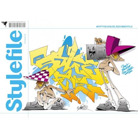 Stylefile Magazin Ausgabe 57 BBOYFILE