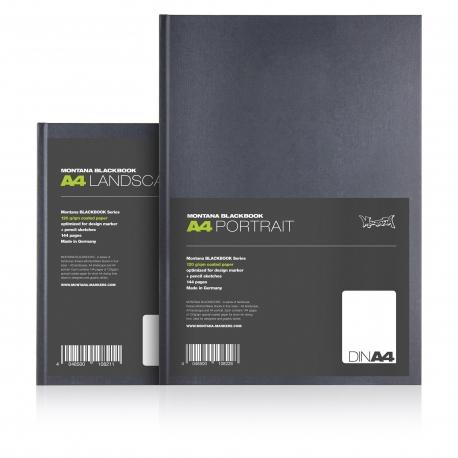 Blackbook - A4