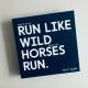 Run Like Wild Horses Run -FAX'R TAJRR