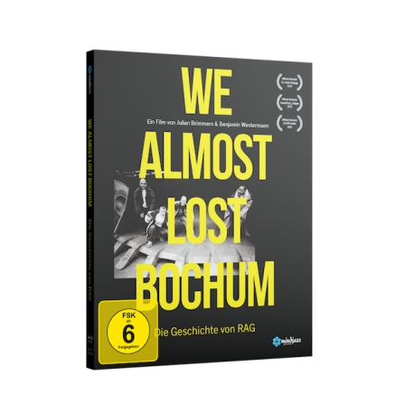 We almost lost Bochum Blue Ray