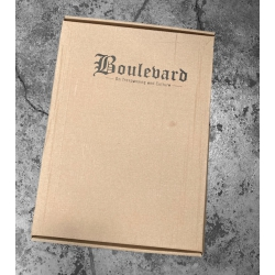 Boulevard On Trespassing and Culture No.1 Magazine