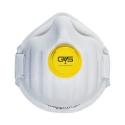 GVS Einweg-Halbmaske - FFP2 Ventil