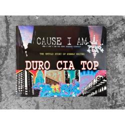 Duro CIA TOP Cause I am Buch Rarität