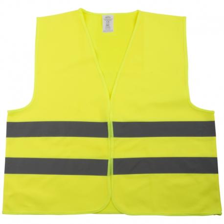 Warnweste Gelb