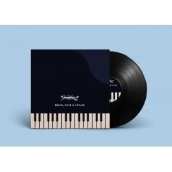 """DJ Soundtrax Beats, Keys & Styles 12"""" Vinyl"""