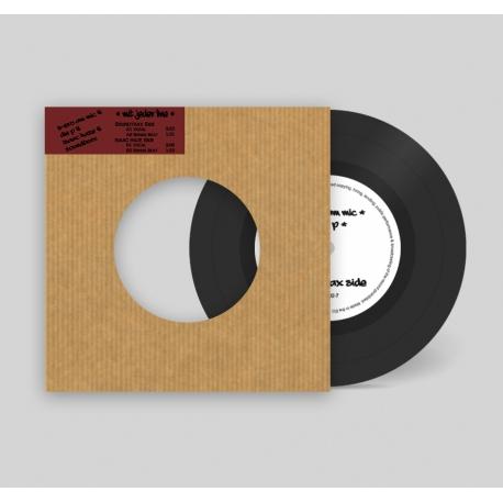 "DJ Soundtrax - DieP - S-ero - Mit jeder Line 7"" Vinyl"