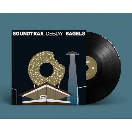 """DJ Soundtrax - Bagels 12"""" Vinyl"""
