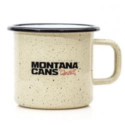 Montana Logo Enamel Cup