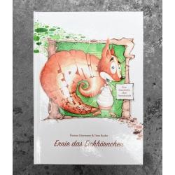 Ernie das Eichhörnchen Kinderbuch