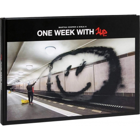 One Week with 1UP - Collectors Edition Buch