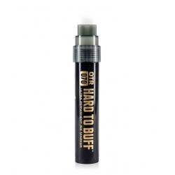 OTR Marker Hard to Buff OTR.070 15mm Broad Tip  - Schwarz