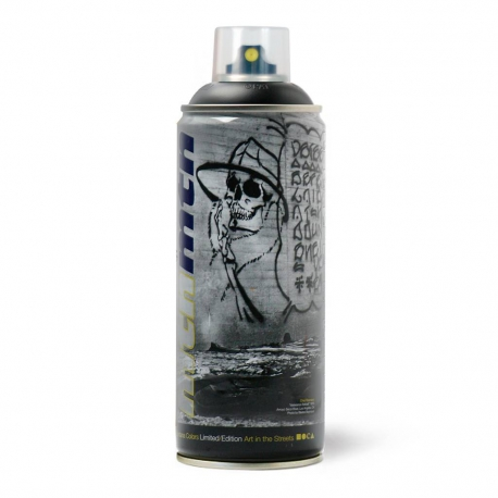 MTN Limited Edition 400ml -  MOCA - Art in the streets - Chad Bojorquez