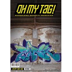 Oh my Tag! No.7 - Barcelona Graffiti Magazine