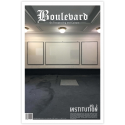 Boulevard On Trespassing and Culture No.2 Magazine