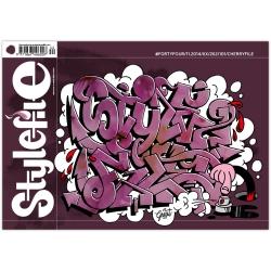 Stylefile Magazin Ausgabe 44 CHERRYFILE