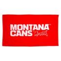 Montana Handtuch Typo+Logo