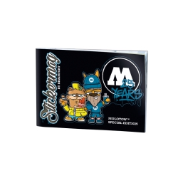 MOLOTOW Stickermag 25 Years Edition