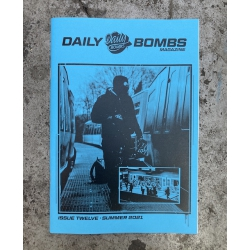 Daily Bombs Magazine Issue 12