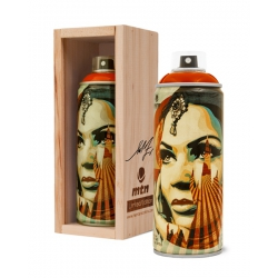 "MTN Limited Edition 400ml - Shepard Fairey ""Target Exceptions"""