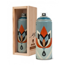 "MTN Limited Edition 400ml - Shepard Fairey ""Lotus"""