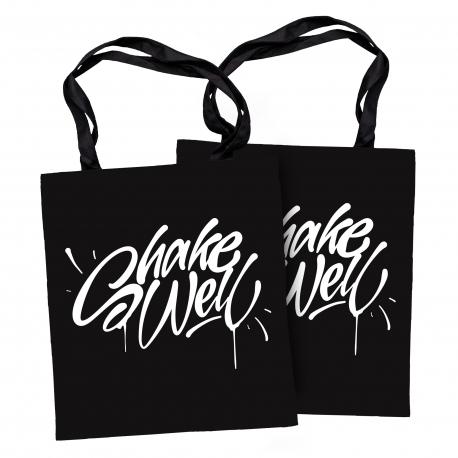 Shake Well Cotten Bag