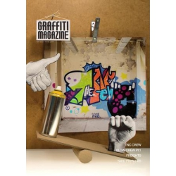Graffiti Magazine 10th Issue 2008