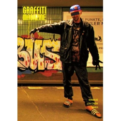 Graffiti Magazine 15th Issue 2010