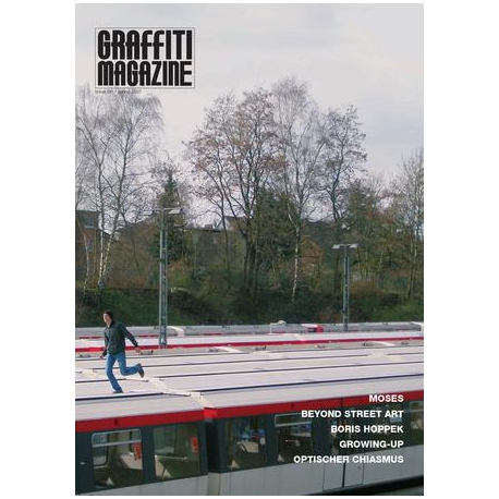 Graffiti Magazine 5th Issue 2007