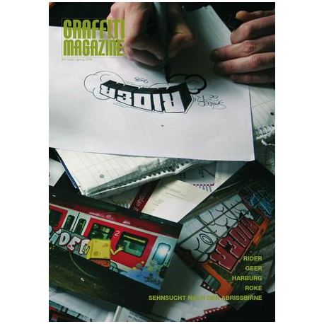 Graffiti Magazine 8th Issue 2008