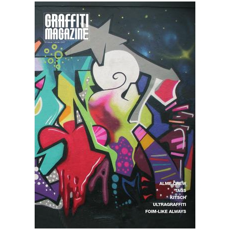 Graffiti Magazine 7th Issue 2007