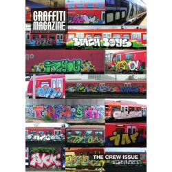 Graffiti Magazine 9th Issue 2008