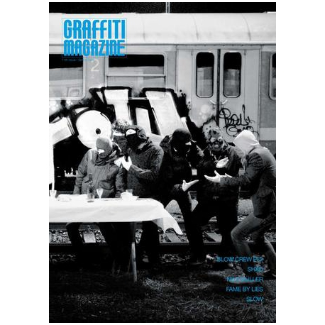 Graffiti Magazine 11th Issue 2009